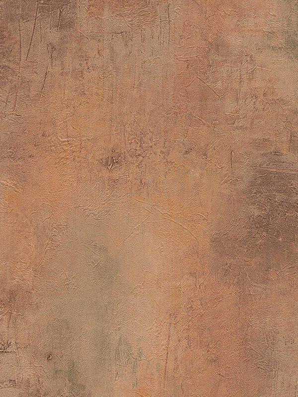 .S. Création Wallpaper «Uni, Brown» 953913