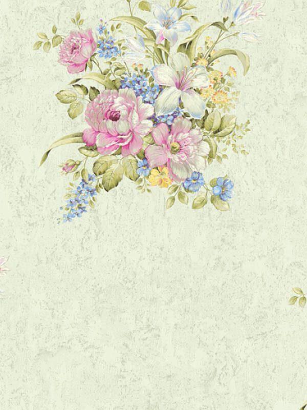 cvetne tapete za zid vodoperive