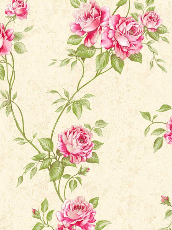 cvetne tapete za zid